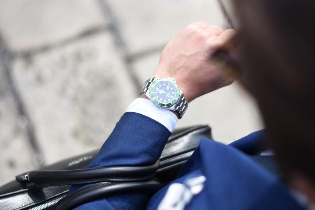 horloge heren